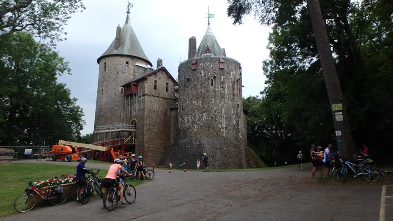 Wales - Castel Coch